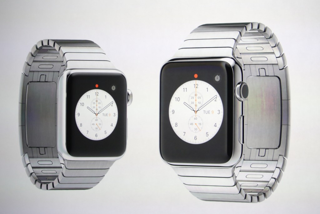 L'apple Watch et son cadran rond ridicule