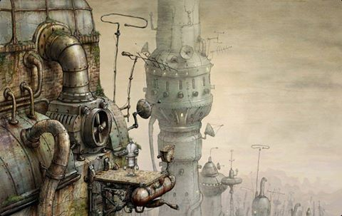 Image de Machinarium